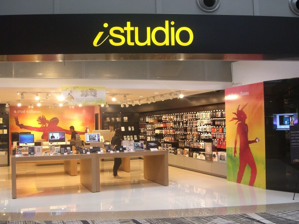 Changi Millionaire Draw Shopping iPad iPhone iPod Apple istudio Store at T3 Changi Airport Terminal 1, 2, 3