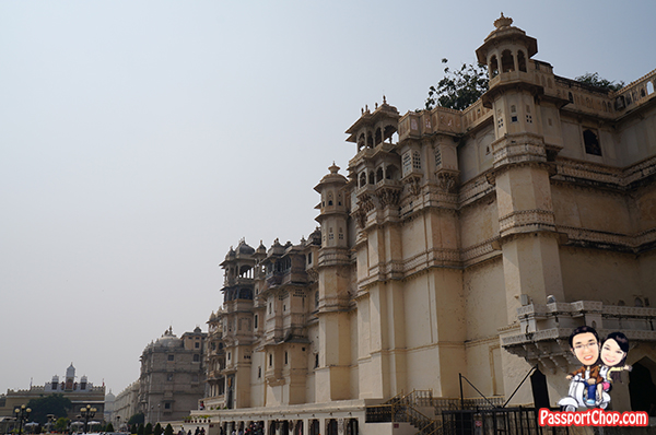 Majestic Udaipur City Palace India