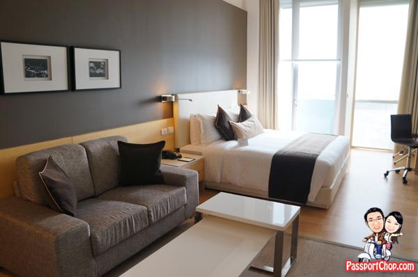 Somerset Sukhumvit Thonglor Serviced Residence Room Overview