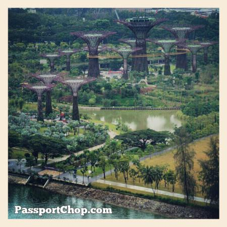 Gardens by the Bay The Ritz Carlton Marina Bay Discovery Trail