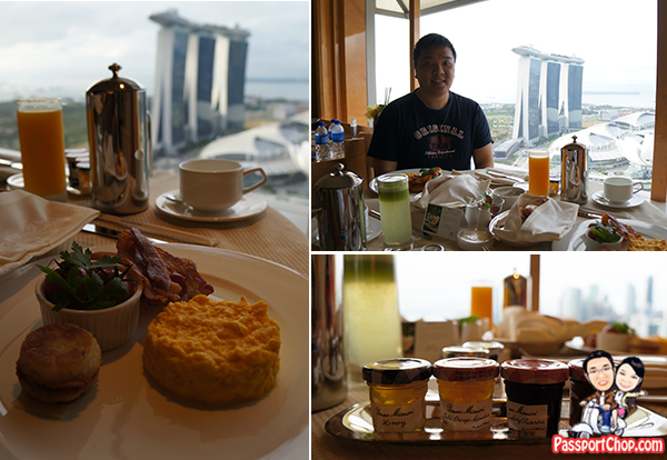 Ritz-Carlton Millenia Singapore Hotel Staycation Time to Getaway In-room Breakfast Dining for Two $50 Hotel Credit Dining Shopping Retail Shop Spa Ritz Carlton Bear Cute