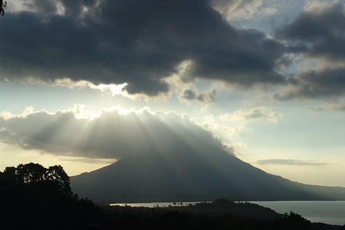 Nicaragua-Volcano-Island