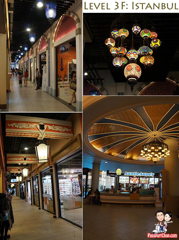 Terminal 21 Istanbul Bangkok Shopping Mall Sukhumvit
