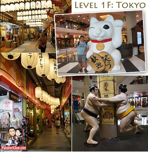 Terminal 21 Tokyo Bangkok Shopping Mall Sukhumvit