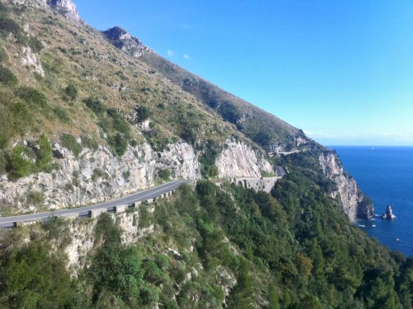 Amalfi Coast Road