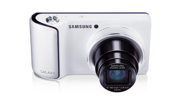 Samsung GALAXY Camera White Dynamic