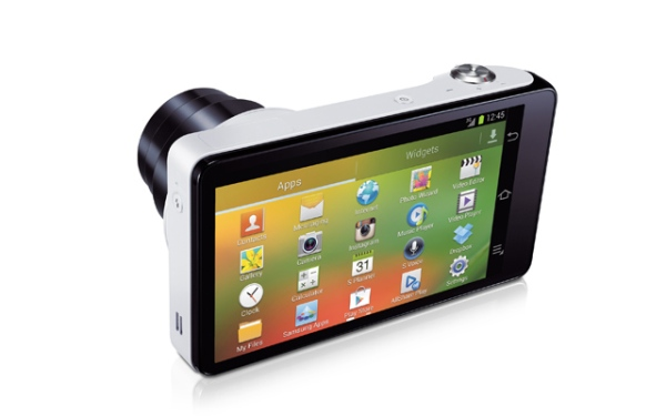 Samsung GALAXY Camera White Dynamic