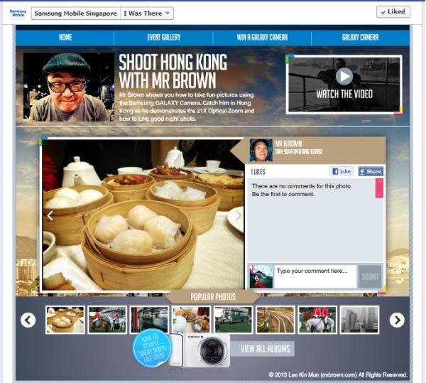 MrBrown Hong Kong Samsung Galaxy