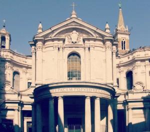 Santa Maria della Pace Rome