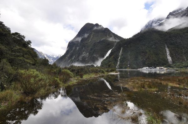 Te Anau to Milford Sound Highway