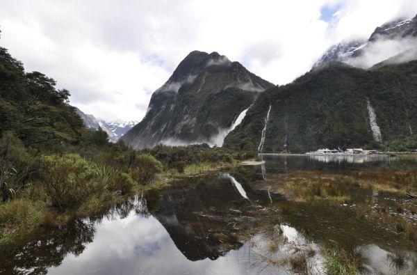 Te Anau to Milford Sound Highway