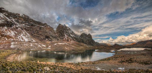 Ticlio Pass Peru