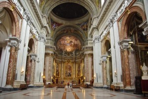 Saint Ignatius Church Rome