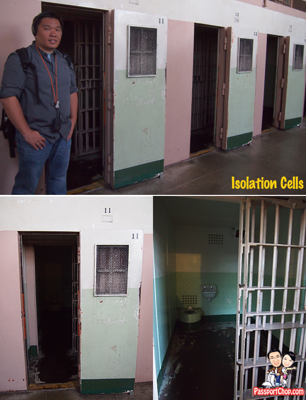 Cellhouse Tour Alcatraz San Francisco California Prison United States of America Isolation Cells