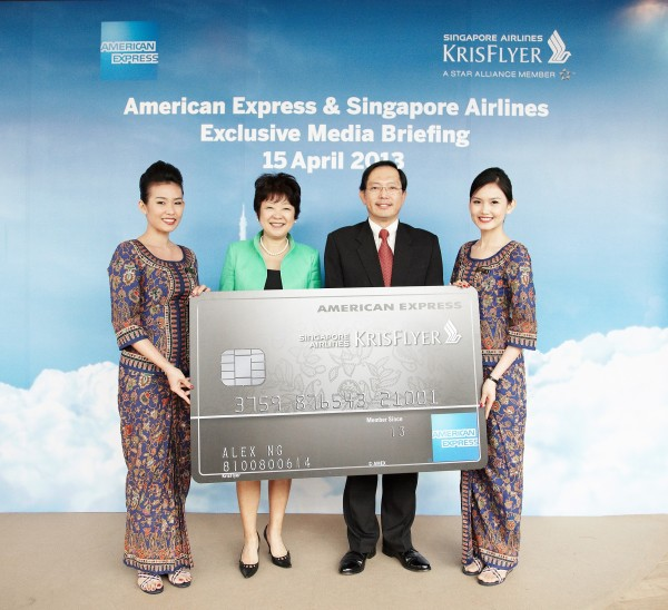 American Express and Singapore Airlines launch Ascend