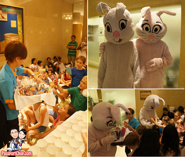 Shangri-La Hotel Singapore Valley Wing Staycation Deluxe Room Easter Holiday Festivities Fun Children Break Easter Hunt Map
