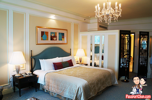 Shangri-La Hotel Singapore Valley Wing Staycation Deluxe Room Easter Holiday Break