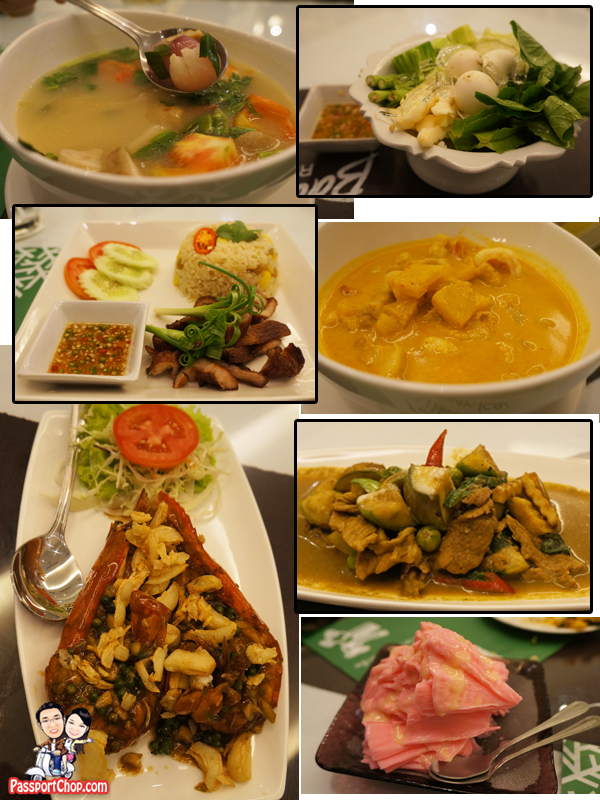 Baan Ice Restaurant Thonglor Southern Thailand Home-Cooked Food Cuisine Somerset Thonglor Bangkok Thailand