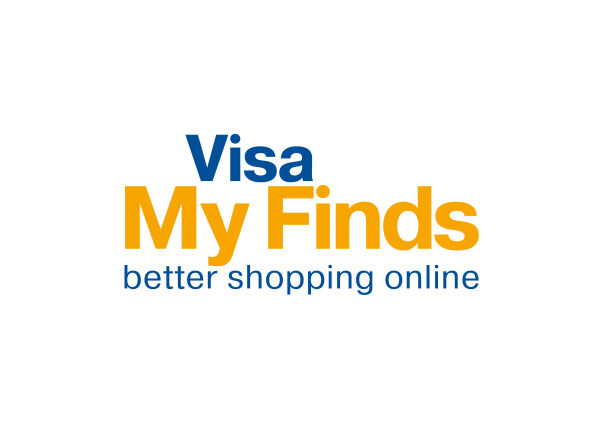 Visa My Finds Logo
