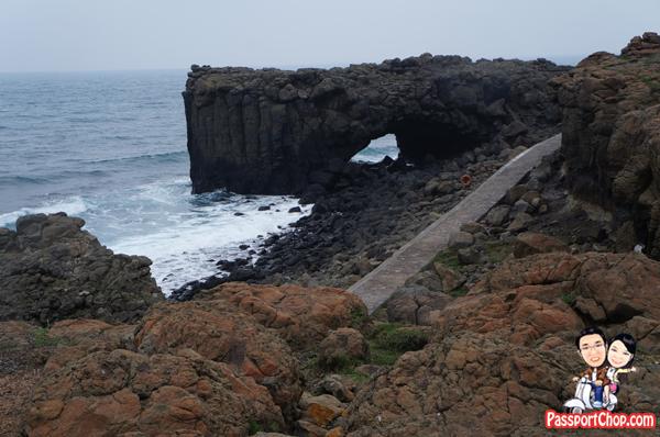 Whale Cave 小門鯨魚洞 Penghu 澎湖環島