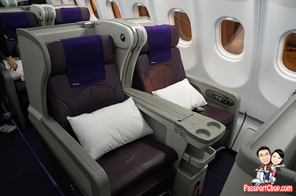 TransAsia Airways 復興航空 Business Class Singapore to Taipei Route International Flight 4 hours flight duration