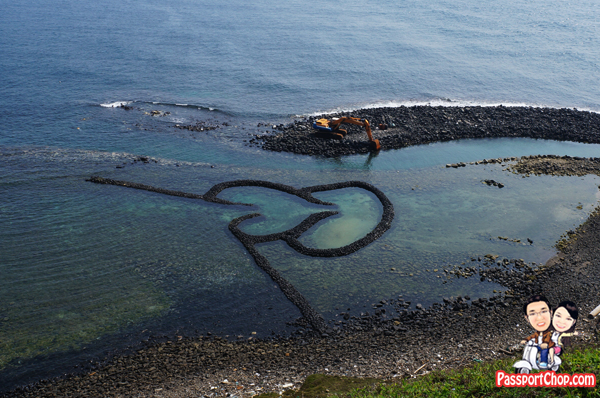 Penghu Island Qimei twin heart Weir 南海觀光碼頭, 桶盤嶼、虎井嶼、望安嶼、七美嶼