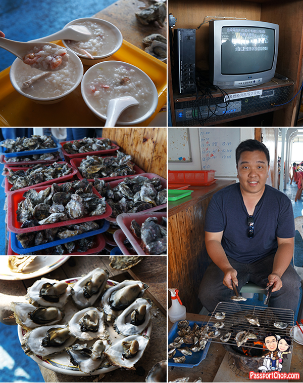 BBQ Marine Leisure Farm Penghu Magong