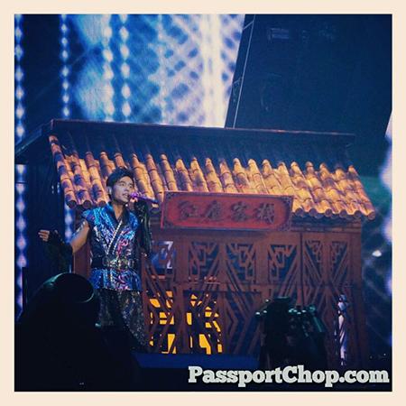 周杰伦 Jay Chou Concert Opus Jay 2013 World Tour 中國風
