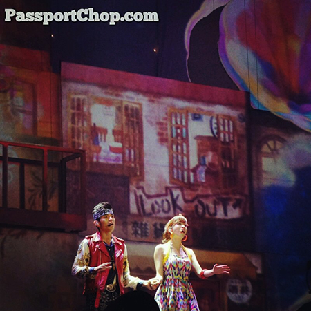 周杰伦 Jay Chou Concert Opus Jay 2013 World Tour