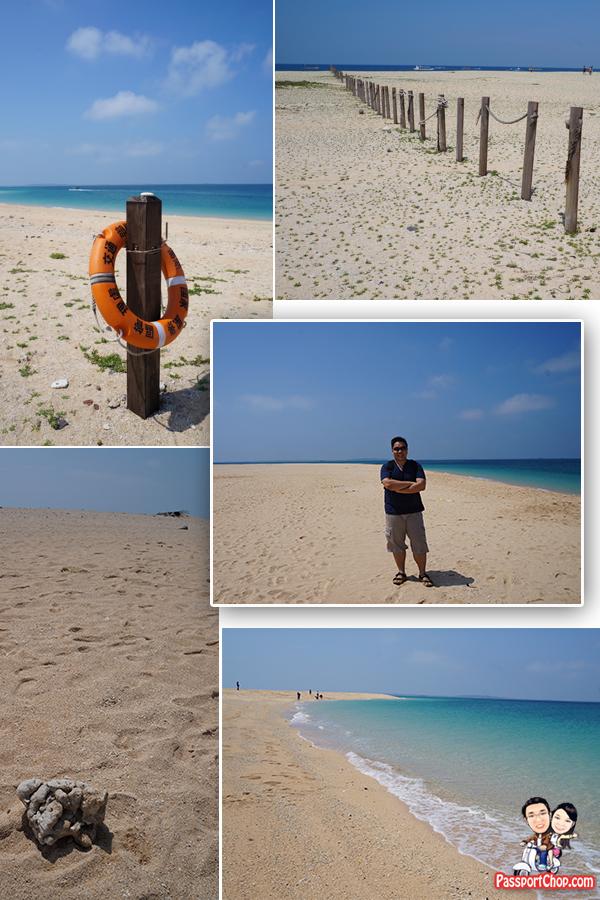 吉貝沙尾 Sand Spit Island Jibei
