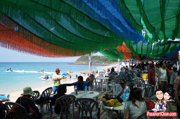 Jibei Island Sea Sports Shops Shelter