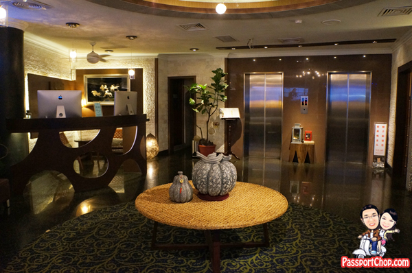 澎湖Penghu 馬公 Magong MF Hotel 和田大飯店 accommodation Review lobby