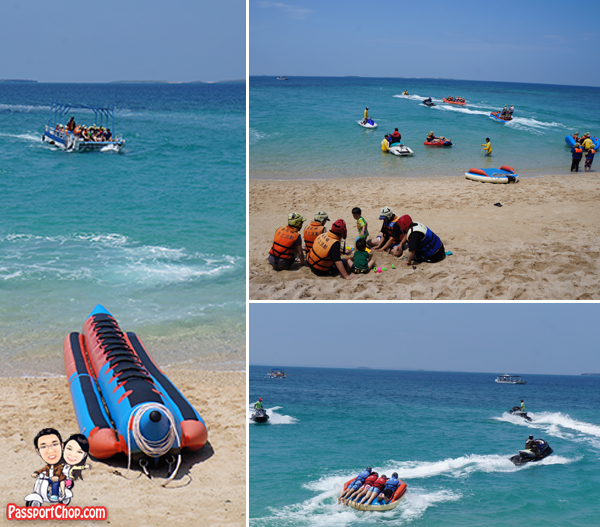 Sea Water Sports Jibei Island