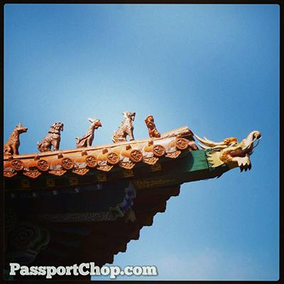 Da Zhao Temple Lamasery Huhhot Inner Mongolia
