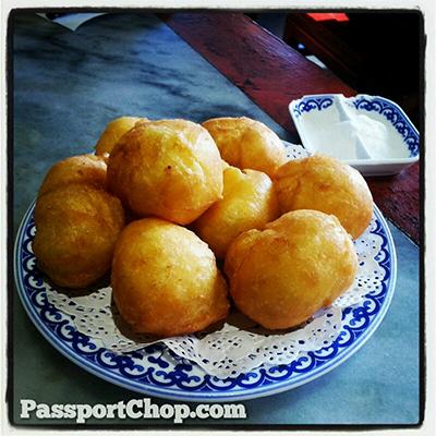 Qianmen Street Snacks