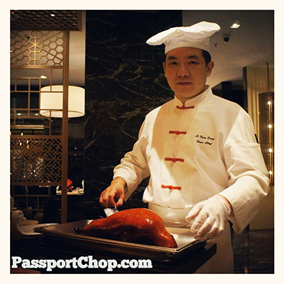 Yayuan Kerry Beijing Horizon Restaurant Peking Duck Chef