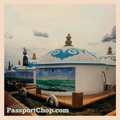 Mongolian Yurt Grassland Experience Shangri-La Hohhot