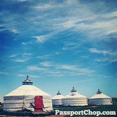 Mongolian Yurt Inner Mongolia Huhhot