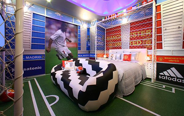Sato Castle Room Manchester Soccer 301 雷米金盃