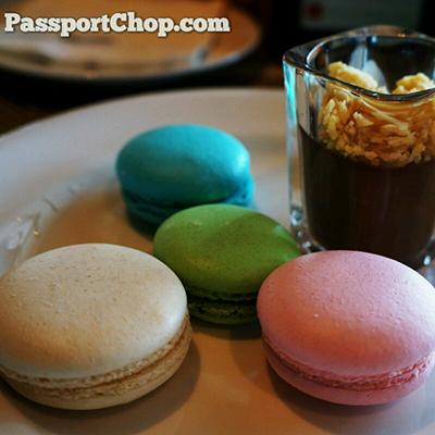 Xin Cafe Macaroon Dessert Buffet Shangri-La Huhhot