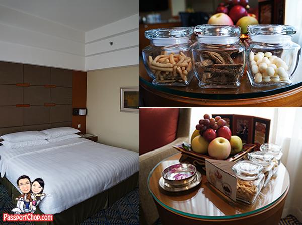 Baotou Shangri-La Hotel Room Mongolian Snacks