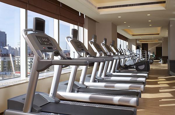 Baotou Shangri-La gym