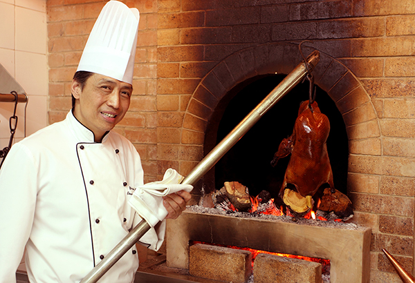 Authentic Ya Yuan Peking Duck Chief Yuan Chaoying Ya Yuan Kerry Beijing Horizon Restaurant