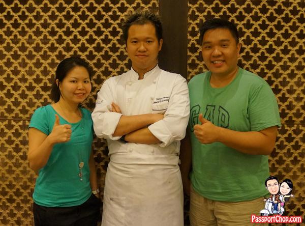 Huhhot Shangri-La Hotel Inner Mongolia China Shang Palace 呼和浩特香格里拉大酒店 香宫 张嘉裕主厨 Chef Menex Cheung