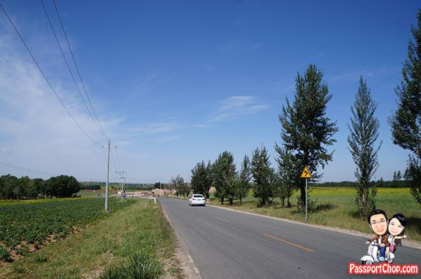 Xilamuren Grassland 希拉穆仁草原 2 hours Drive to grassland from Huhhot Shangri-La Grassland Experience 蒙古人圣地度假村