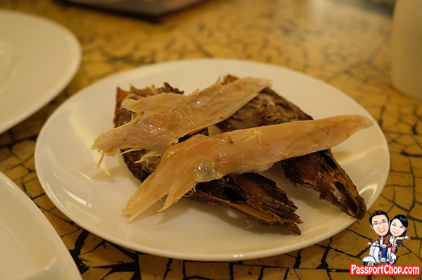 Horizon Restaurant Kerry Beijing Peking Duck Shoulder Muscle Spindle Strongest Part of the Duck Reserved for Guests VIP