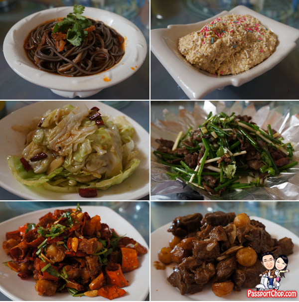 Xilamuren Grassland 希拉穆仁草原 Inner Mongolia Grassland Meng Gu Ren Sheng Di Mongolian Sacred Land Resort Lunch Food 蒙古人圣地度假村