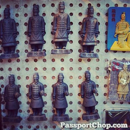 Xian 兵马俑 Terracotta Army Magnet Souvenir