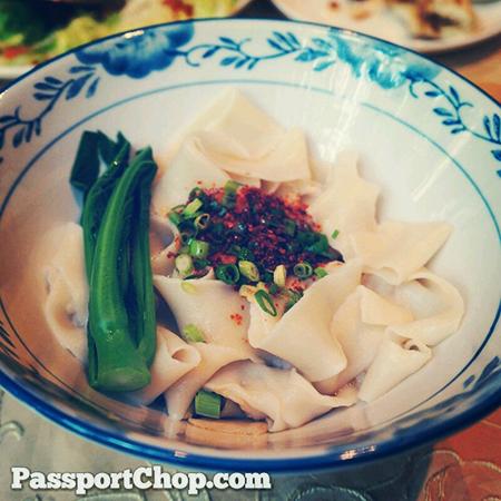 西安香格里拉大酒店 Shangri-La Xiang Tian Ge Shang Palace Belt Biang Biang Noodle