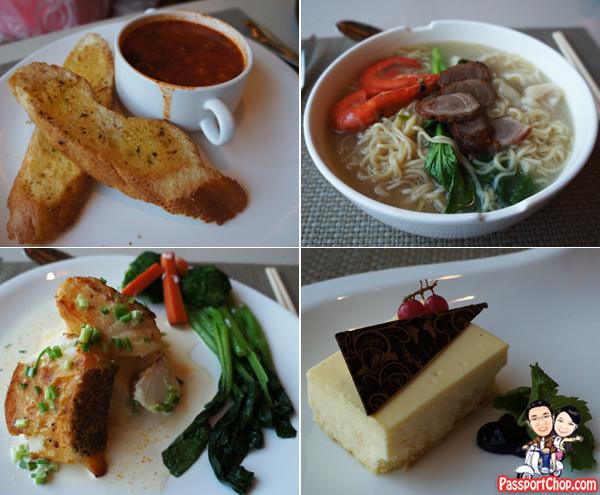 Xin Cafe Lunch Shangri-La Baotou Restaurant Cheesecake
